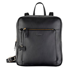 Buy Radley Richmond Leather Backpack Online at johnlewis.com