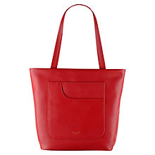 Buy Radley Pocket Large Bag Tote, Red Online at johnlewis.com