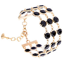 Buy Ted Baker Gevah Crystal Row Bracelet Online at johnlewis.com