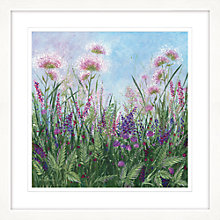 Buy Diane Demirci - Spring Is Here Framed Limited Edition Giclee Print, 87 x 87cm Online at johnlewis.com
