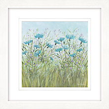 Buy Diane Demirci - Meadow Daze Framed Giclee Print, 57 x 57cm Online at johnlewis.com