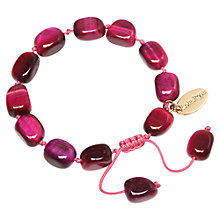 Buy Lola Rose Highbury Tiger's Eye Friendship Bracelet Online at johnlewis.com