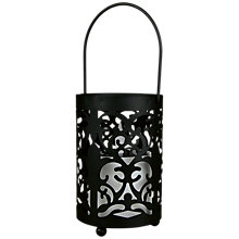 Buy Luxform Sumatra LED/Solar Outdoor Lantern Online at johnlewis.com