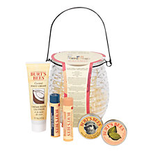 Buy Burt's Bees® Treat From The Bees Lip & Bodycare Set Online at johnlewis.com