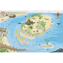 Buy 012 Pirates Playmat Tv586 Online at johnlewis.com