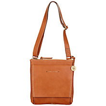 Buy Fiorelli Cybil Across Body Bag, Tan Online at johnlewis.com
