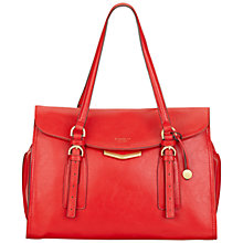 Buy Fiorelli Jenna Shoulder Bag, Red Online at johnlewis.com
