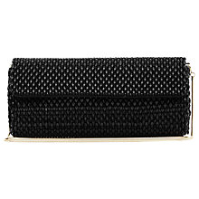 Buy Reiss Souxie Soft Long Beaded Clutch Bag Online at johnlewis.com
