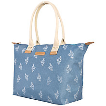 Buy Brakeburn Delicate Flower Shoulder Bag, Blue Online at johnlewis.com