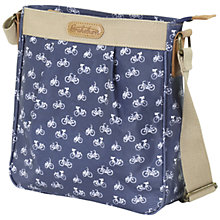 Buy Brakeburn Vintage Bicycles Crossbody Bag, Navy Online at johnlewis.com