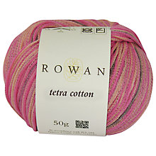 Buy Rowan Tetra Cotton DK Yarn, 50g Online at johnlewis.com