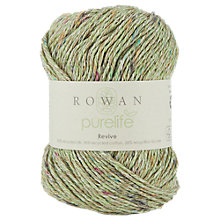 Buy Rowan Purelife Revive Dk Yarn, 50g Online at johnlewis.com