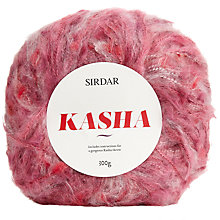 Buy Sirdar Kasha Chunky Yarn, 300g Online at johnlewis.com