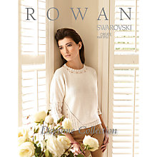 Buy Rowan Swarovski Daytime Collection Knitting Pattern Book ZB187 Online at johnlewis.com