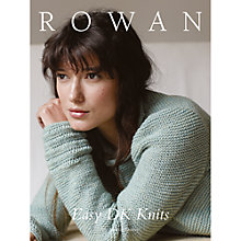 Buy Rowan Easy DK Knits by Martin Storey Knitting Pattern Book ZB177 Online at johnlewis.com