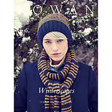 Buy Rowan Winterscapes by Sarah Hatton Knitting Pattern Book ZB179 Online at johnlewis.com