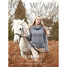 Buy Rowan Hemp Tweed by Lisa Richardson Knitting Book ZB180 Online at johnlewis.com