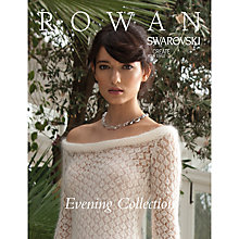 Buy Rowan Swarovski Evening Collection Knitting Pattern Book ZB188 Online at johnlewis.com