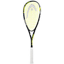Buy Head Spark Pro Squash Racquet, Black/Yellow Online at johnlewis.com