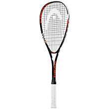 Buy Head Spark Edge Squash Racquet, Black/Red Online at johnlewis.com