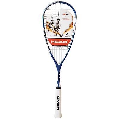 Head IG Power Pro Squash Racquet, Black/White
