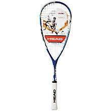Buy Head IG Power Pro Squash Racquet, Black/White Online at johnlewis.com