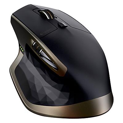 Image of Logitech MX Master Wireless Mouse, Black