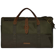 Buy Tommy Hilfiger Ivan Holdall, Olive Online at johnlewis.com