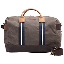 Buy Tommy Hilfiger Wilshire Travel Bag, Olive Online at johnlewis.com