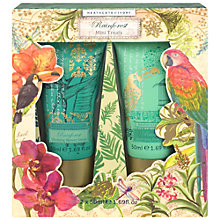 Buy Heathcote & Ivory Rainforest Mini Bath & Body Treats Online at johnlewis.com