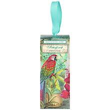 Buy Heathcote & Ivory Rainforest Hanging Hand Cream, 30ml Online at johnlewis.com
