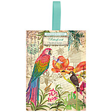 Buy Heathcote & Ivory Rainforest Scented Sachet Online at johnlewis.com