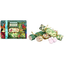 Buy Heathcote & Ivory Rainforest Bath Fizzer Crackers, x 3 Online at johnlewis.com