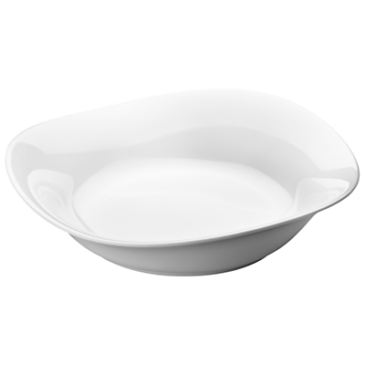 Georg Jensen Cobra Porcelain Bowl, Medium, White