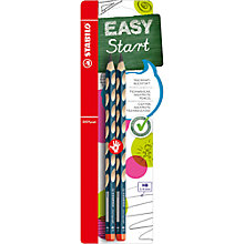 Buy Stabilo Right Handed HB Pencils, Pack of 2 Online at johnlewis.com