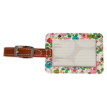 Buy Caroline Gardner Ditsy Luggage Tag Online at johnlewis.com