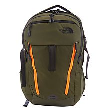 Buy The North Face Surge Backpack, Brown Online at johnlewis.com
