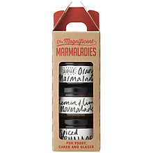 Buy Makers & Merchants Marmaladies Set, 360g Online at johnlewis.com