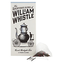 Buy William Whistle Earls Delight Tea Bags, Pack of 15 Online at johnlewis.com