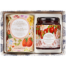 Buy Crabtree & Evelyn, Strawberry Indulgence Gift Set Online at johnlewis.com