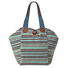 Buy White Stuff Striped Beach Tote Bag, Multi Online at johnlewis.com