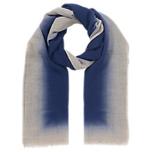 Buy Jigsaw Dipped Scarf Online at johnlewis.com