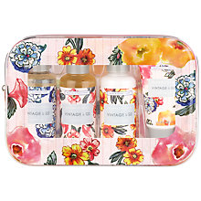 Buy Heathcote & Ivory Vintage Pattern & Petals Travel Kit Online at johnlewis.com