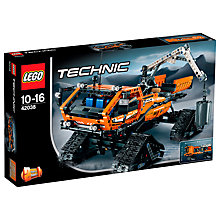 Buy LEGO Technic 42038 Arctic Truck Online at johnlewis.com