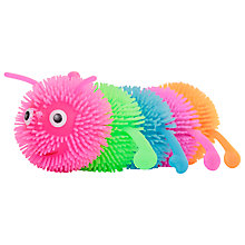 Buy Squashy Flashing Caterpillar Online at johnlewis.com