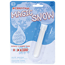 Buy Magic Snow Online at johnlewis.com