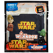 Buy Star Wars Wikkeez Bag, Assorted Online at johnlewis.com