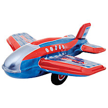 Buy Tin Friction Plane, Assorted Online at johnlewis.com
