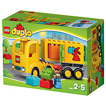 Buy LEGO Duplo Truck Set Online at johnlewis.com