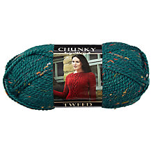 Buy King Cole Chunky Tweed Yarn, 100g Online at johnlewis.com